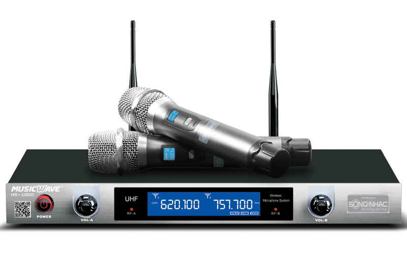 MICROPHONE MUSICWAVE HS-1080