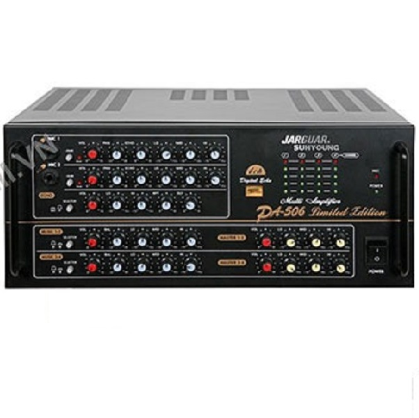 Amply Karaoke Jarguar Suhyoung PA-506 Limited Edition